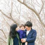 今年  初の桜