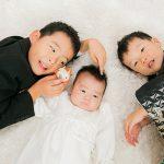 3兄弟になりました